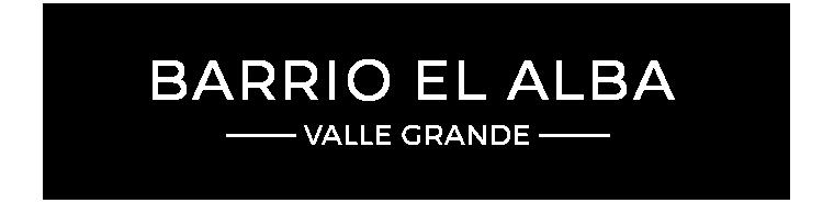 Barrio El Alba de Valle Grande